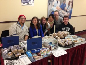 Student Senate holds a bake sale for Feed My Starving Children
