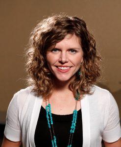 Megan Winkler smiling