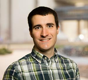 Joseph Servadio smiling