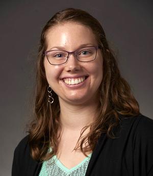 Kayla Hanson smiling
