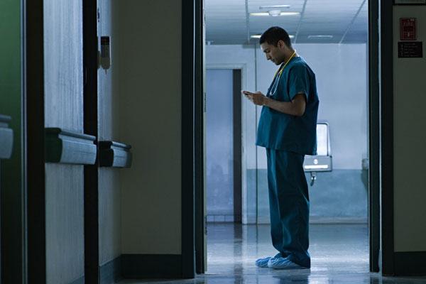 nurse working odd hours