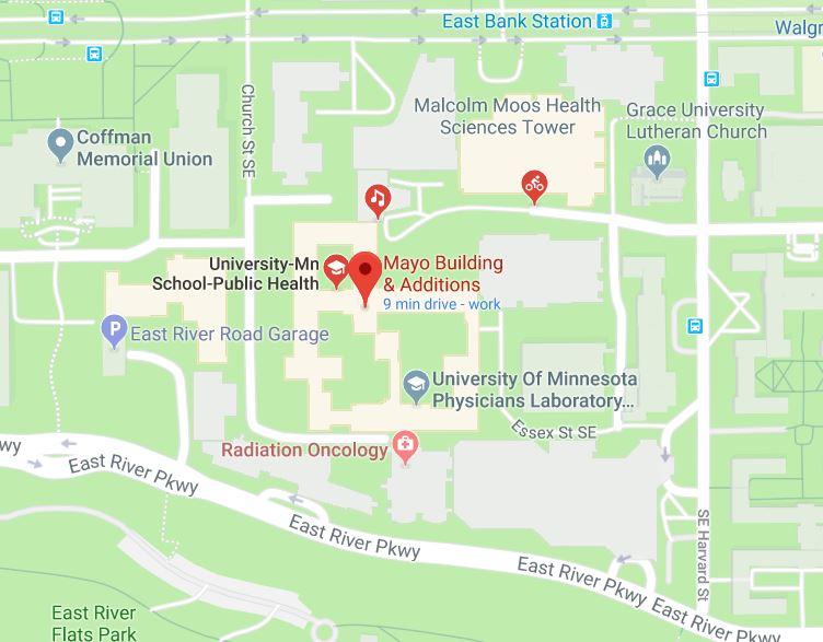 map of mayo location