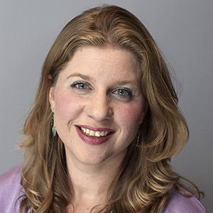 Pamela Lutsey smiling
