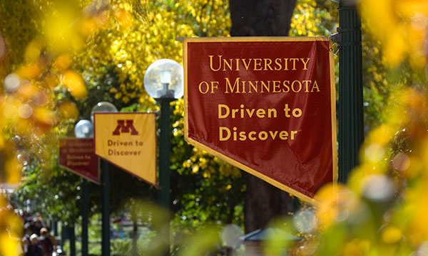 University of Minnesota is Drive to Discover