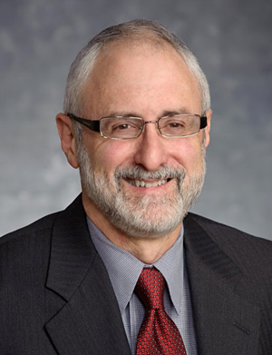 Alan Hirsch smiling