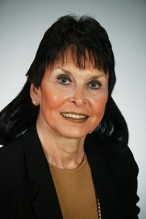 Susan Gerberich smiling