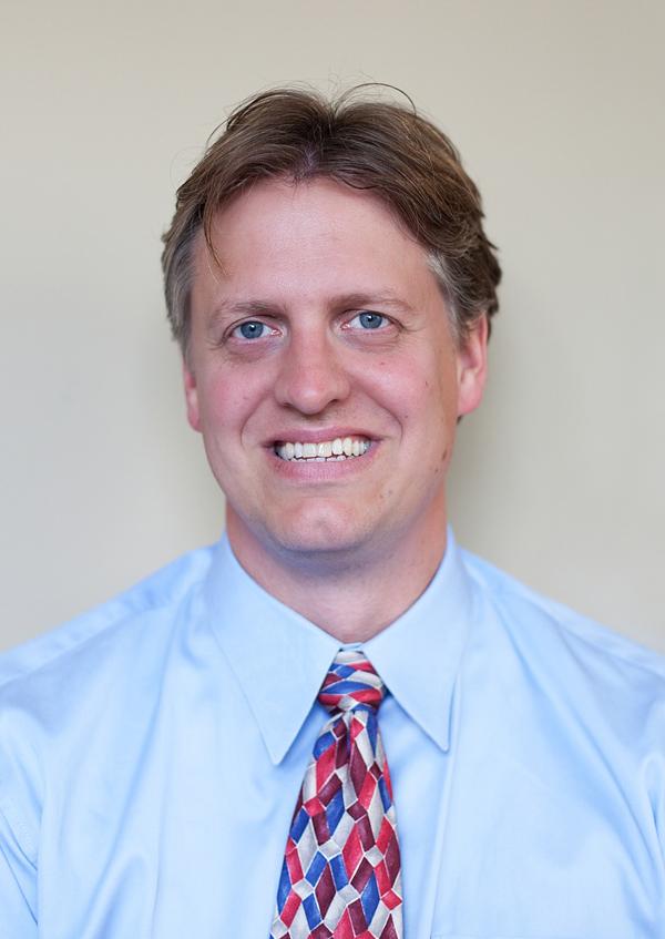 Associate Professor Toben Nelson