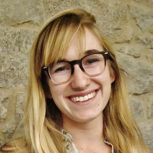 PhD student Bridget Griffith