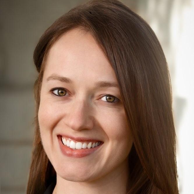 Hannah Neprash smiling