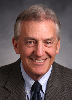 Jeffrey Mandel smiling.