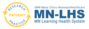 MN Learning Health System logo