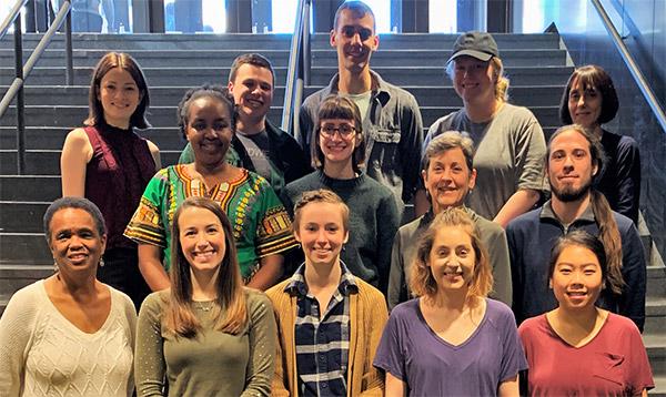 2019 Health Equity Minor Graduates