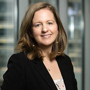 Melissa Laska smiling.