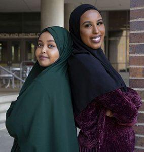 Sumaya Noor and Fahima Osman