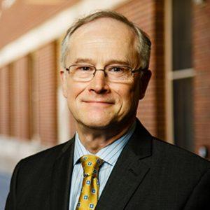 Dean John Finnegan smiling