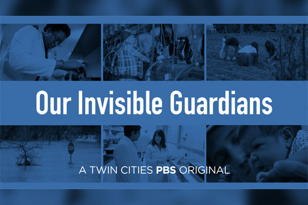 our invisible guardians title screen
