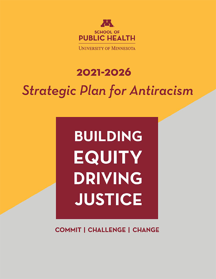Strategic Plan for Antiracism Cover