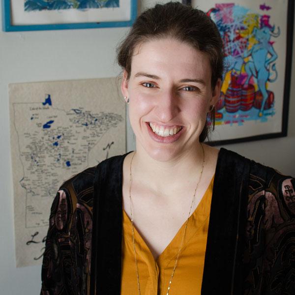 MPH student Sarah Steffen