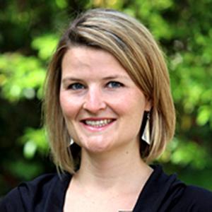 Public health researcher Allison Watts