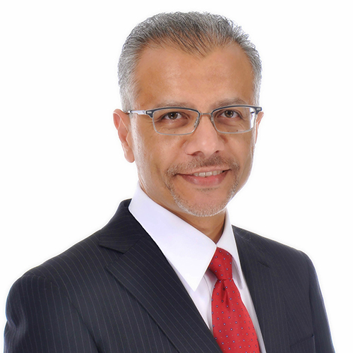 Executive MHA alumnus Mohamed Eid