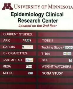 ECRC-Studies