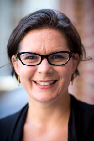 Katy Kozhimannil smiling
