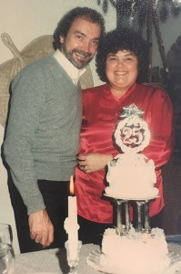 Doris and Lowell Whiteis in the 1980s, around the time they were recruited for the ARIC Study.