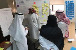 Saudi MHA Students Oct. 2016