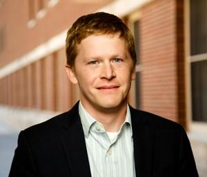 Assistant Professor Peter Huckfeldt