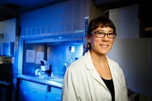 School of Public Health Environmental Health Sciences MS student Mary Kosuth