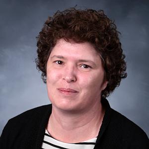 Donna McAlpine in a portrait.