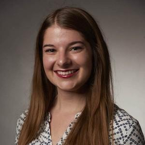 Epidemiology student Anna Stadelman