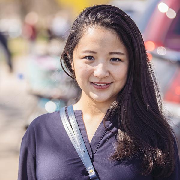 School of Public Health student Chuyu Deng