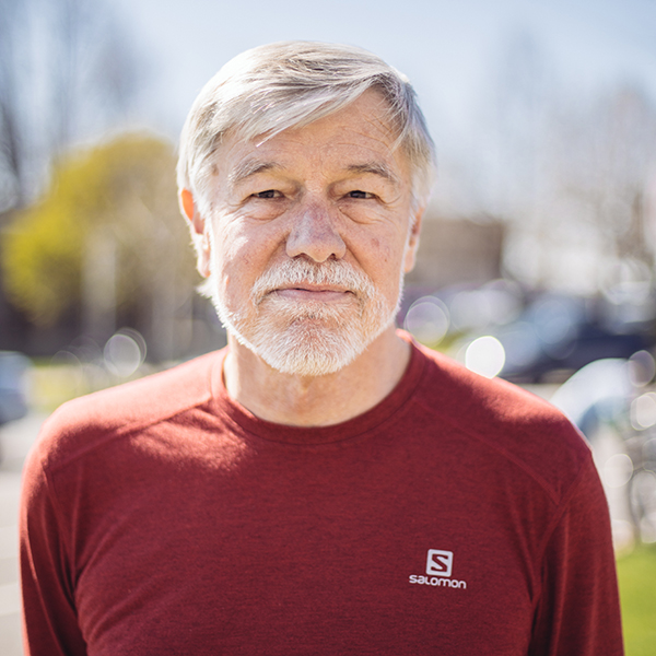School of Public Health Professor Jim Neaton