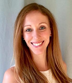 Kara Whitaker smiling