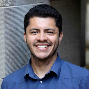 Fernando Alarid-Escudero smiling