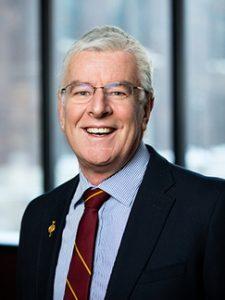 Simon Rosser smiling